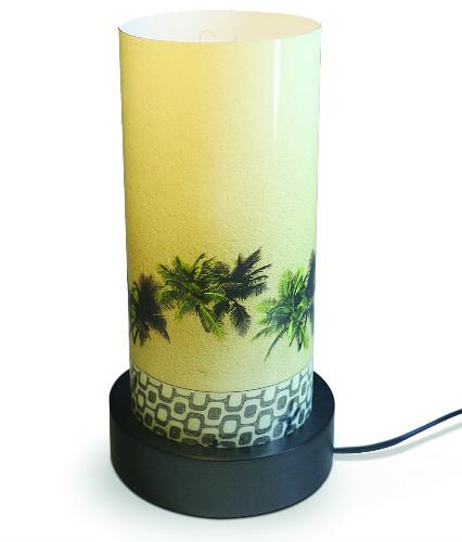 Luminária Coqueiros, da Apê Design