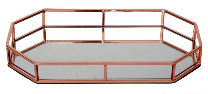 bandeja rosa gold da Rosa Kochen