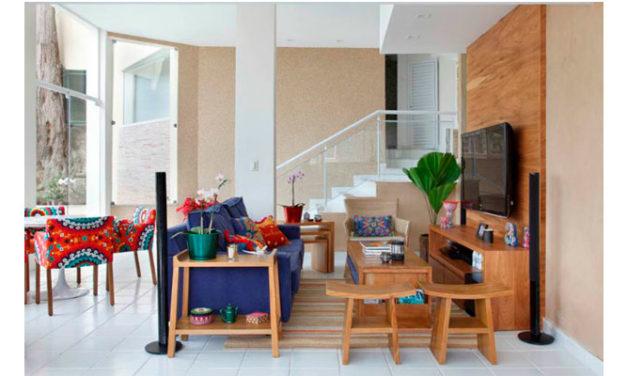 A3Interiores colore casa em São Conrado