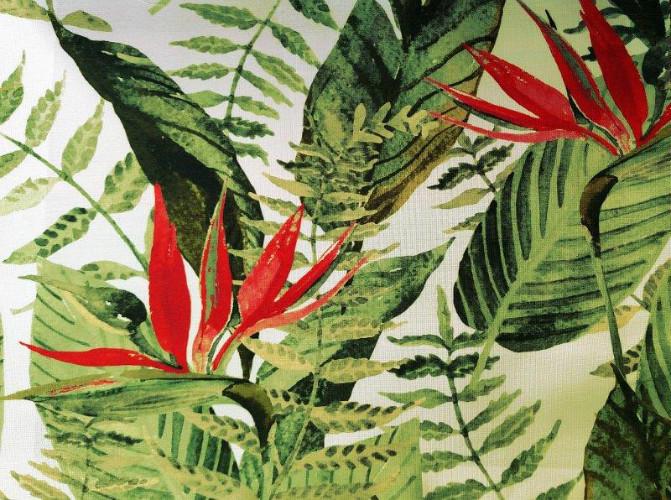 Tecido Tropical, da Bauhaus