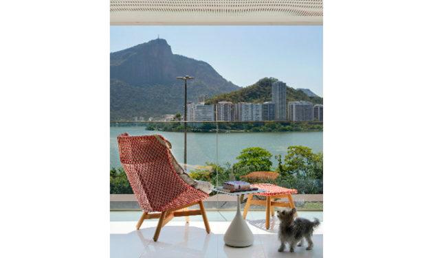 Roberta Devisate projeta um interior bonito como a vista