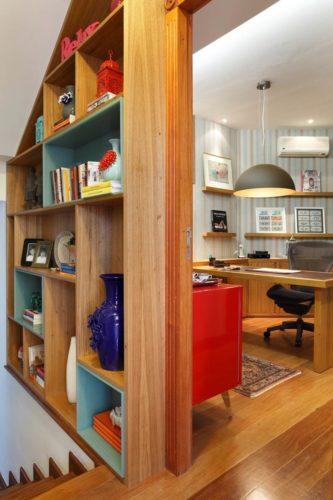 Projeto de A3 Interiores, das designers de interiores Juliana Neves de Castro, Mabel Graham Bell e Luciana Nasajon