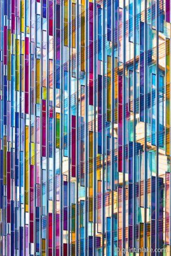 Edifícios coloridos pelo mundo, Westminster Bridge, Londres 2010.