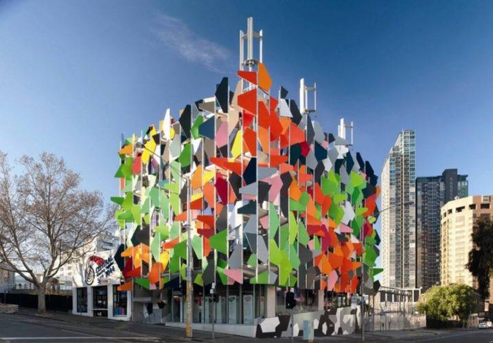 Pixel em Melbourne, na Austrália