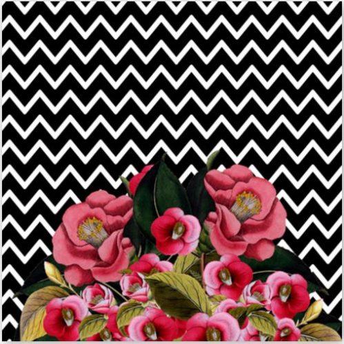 Spring pattern chevron, de Tobe Fonseca