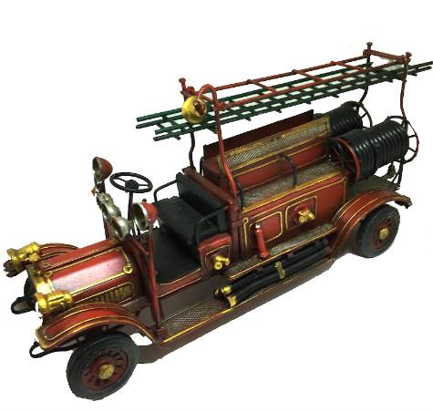 Carro de corrida Vintage da Beira Mar Home