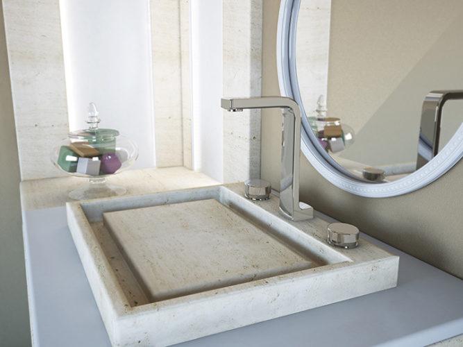 Misturador Blend Flex, produto garante economia de até 70% de água na Docol.