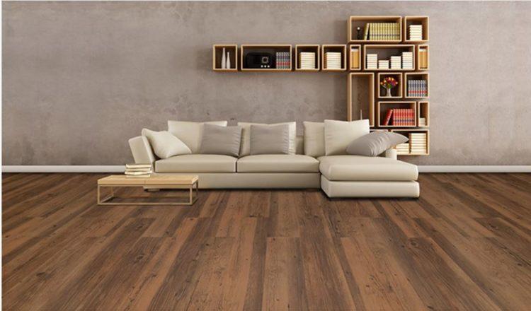 Laminados Eucafloor, produzido com madeira 100% reflorestada da Eucatex.