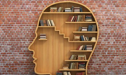 Biblioteca em casa, decorando com livros