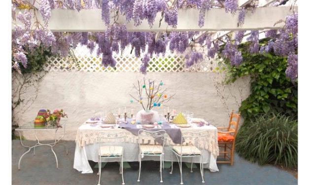 A delicadeza do Estilo Provençal