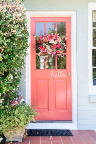 porta de cottage florida
