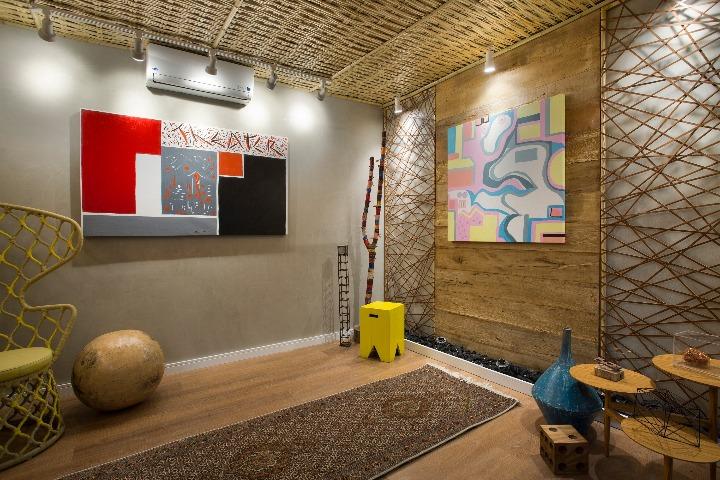 Galeria da Artis de Dani Goular e Tatiana Máximo
