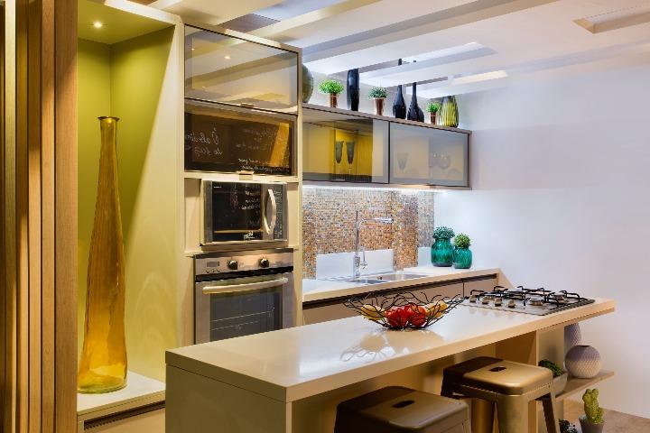 Cozinha Boa Forma, por Jane Ramos e Marco Antonio Morar Mair rio 2017