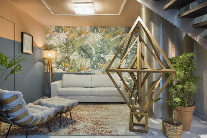 Sala da Empreendedora, por Jeanny Machado e Rachel Reis do Studio Prima - morar mais rio 2017
