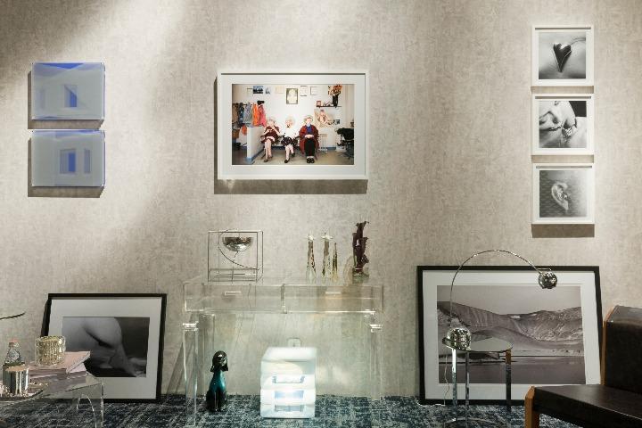 Ambiente de Carolina Elkis para Modernos e Eternos Foto: Ines Antich