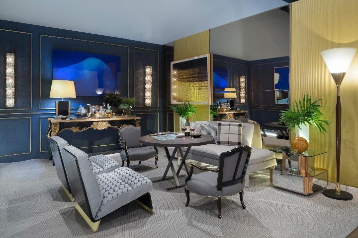 Ambiente de In House para Modernos & Eternos