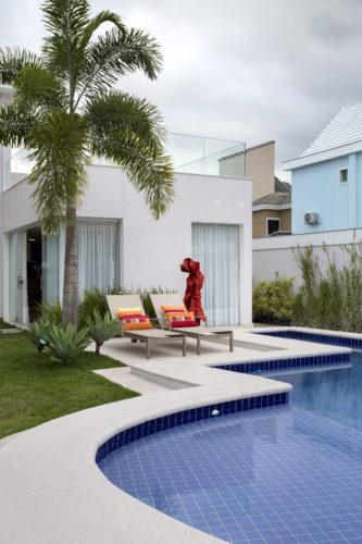 Projeto de Claudia Pimenta e Patricia Franco para casa no recreio