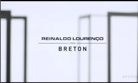 Reinaldo Lourenço para Breton