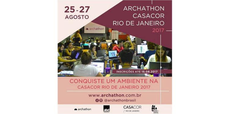 Maratona criativa para jovens arquitetos e designers de interiores