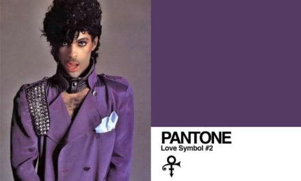 Pantone anuncia novo tom de roxo em homenagem ao cantor Prince.