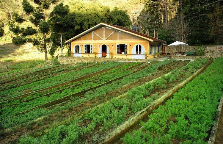 Provence, uma pousada irresistível na serra fluminense.