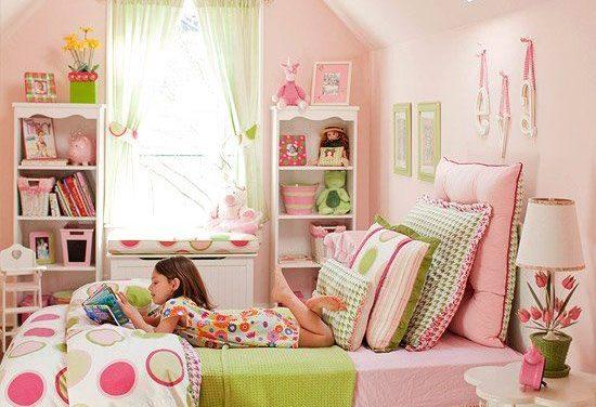 26 quartos estilosos para as meninas