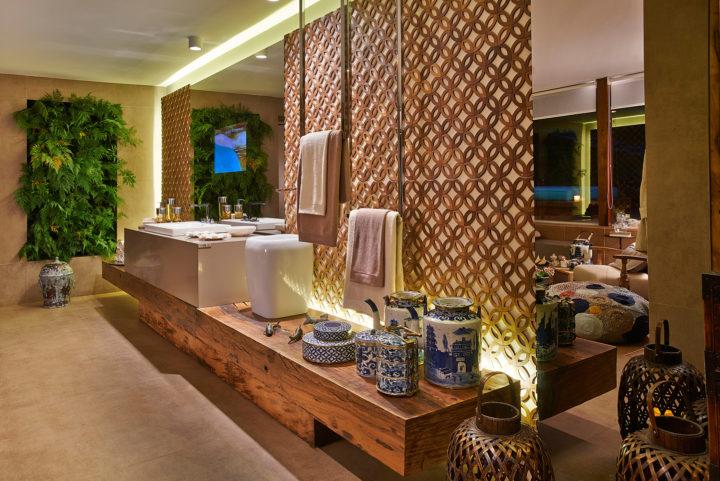 Projeto de Marcia Carvalhaes para CasaCor MG - lavabo