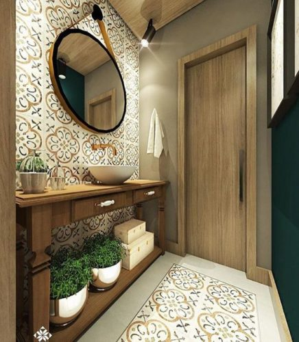 13 lavabos para chamar de seu conexao decor - Ladrillo hidraulico ...