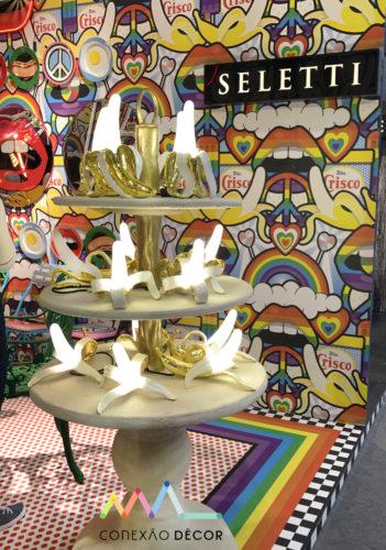 Luminárias Bananas para Seletti