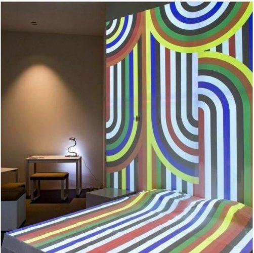 linhas geométricas na maison&objet