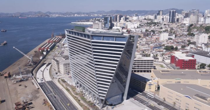 Aqwa Corporate para Casa Cor Rio 2017