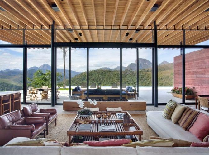 Bernardes Arquitetura para o livro ARQTE de MCA Estudio Denilson Machado e Juliano Coldetti