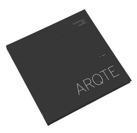 Capa da oitava edicao do livro ARQTE