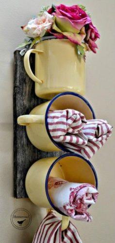 Ideias criativas e charmosas para decorar sua cozinha.