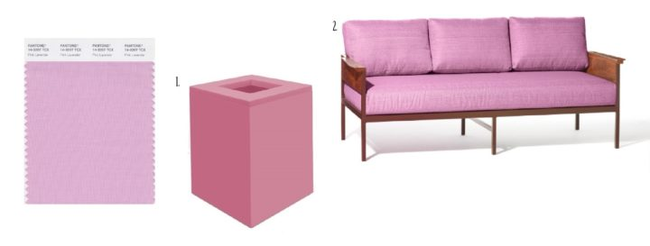 Cores Pantone 2018 - Pink Lavender