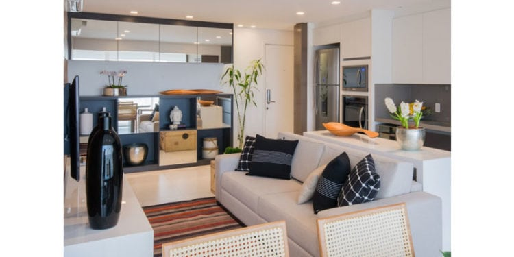 Bordin&Soares e as soluções para um apartamento pequeno