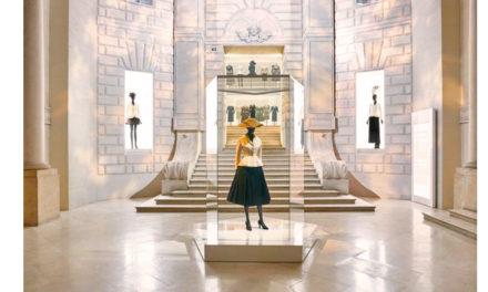 A exposição dos 70 anos de Christian Dior