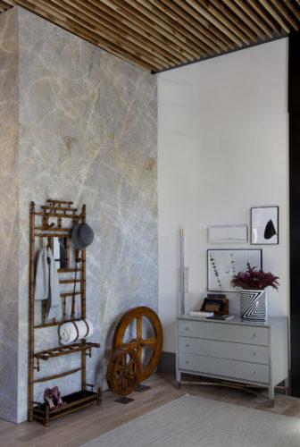 Sala de Juliana Pippi para CasaCor Florianopolis com Paloma Danemberg