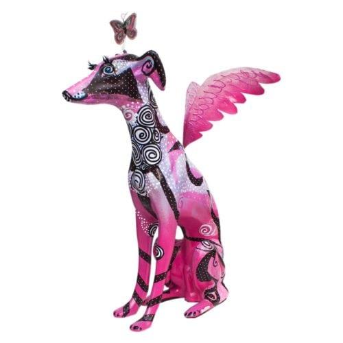 Beatriz-de-Carvalho-galgo-sentado-dog-art