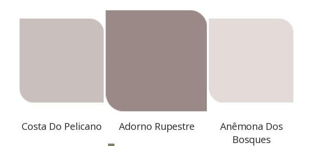 Contrastes e combinações de cores com a cor de 2018 eleita pela Coral Tintas.