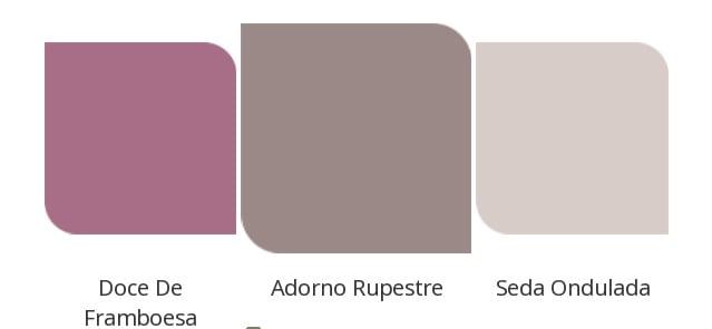 Combinações de cores com a cor de 2018 eleita pela Coral Tintas.
