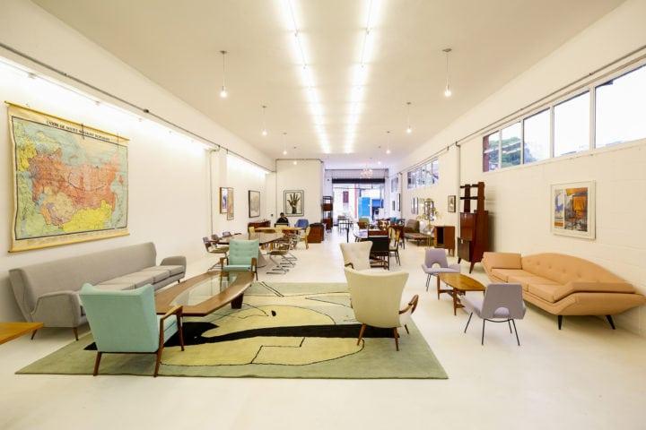 O espaço da Galeria Thomaz Saavedra