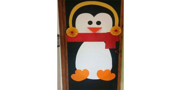 Decoração de Natal – 9 portas decoradas para você se inspirar.