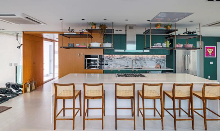 decoração catarinenense: Osvaldo Segundo Arquitetos Associados