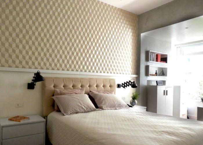 quarto da MRG arquitetura com foto de denilson Machado