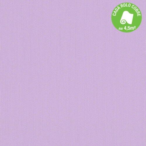 Papel de parede da cor lilás.
