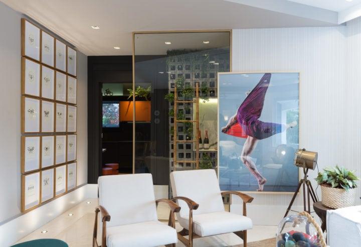 Sala em Buzio Assinada pelo Studio Lucca