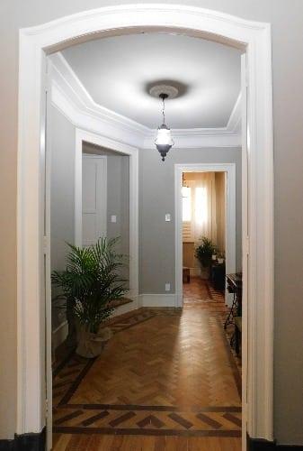 Foto do apto no flamengo depois do Home Staging