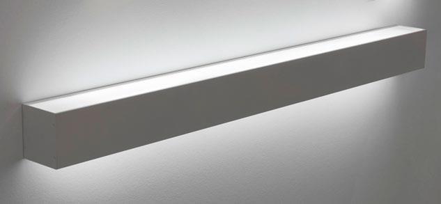 Cicluz, a luminária que proporciona bem-estar e trabalha com inteligência circadiana.Modelo de parede.