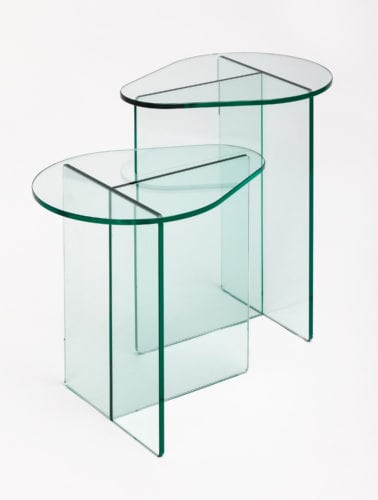 Mesas Laterais Gota, de Zanini de Zanine para a Glass11 best sellers